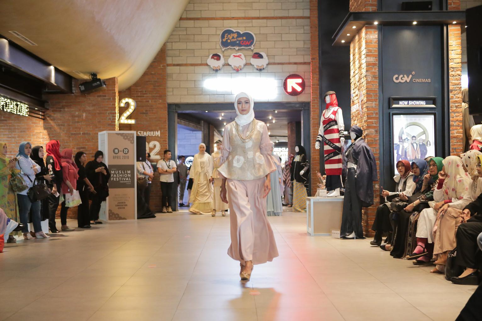 Muslim Fashion Festival Indonesia (MUFFEST)